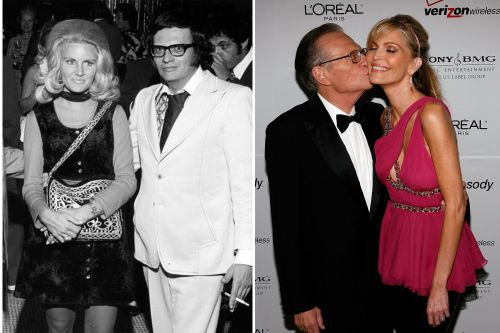 Larry King's magnificent seven - his ex-wives