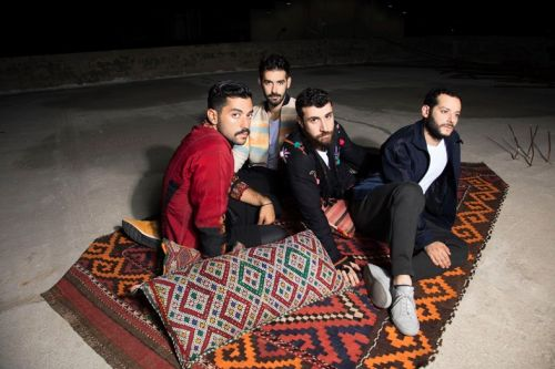 A day with Mashrou' Leila, the new face of Middle Eastern pop music