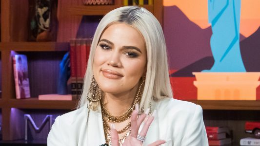 Khloé Kardashian All Smiles While Stepping Out Amid Tristan Thompson Cheating Scandal