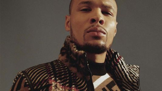 Aces High: Discover Fendi's AW18 collection with Chris Eubank Jr