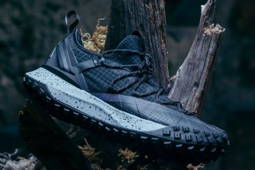 """Haven Presents Exclusive Nike ACG Mountain Fly Low """"Black/Anthracite"""""""