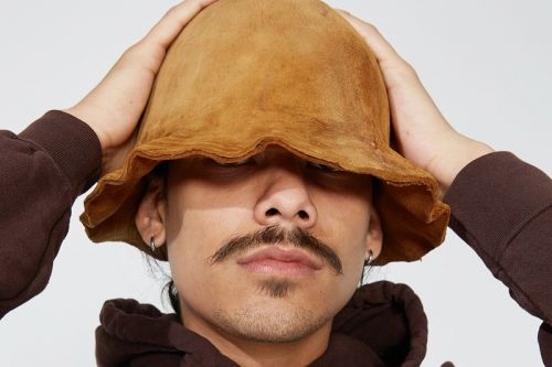 EDEN Power Corp's Amadou Mushroom Hat Is Made of an Actual Mushroom