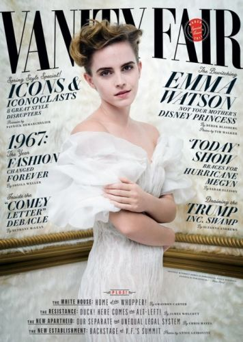 In our March cover story, the newest Disney princess Emma Watson