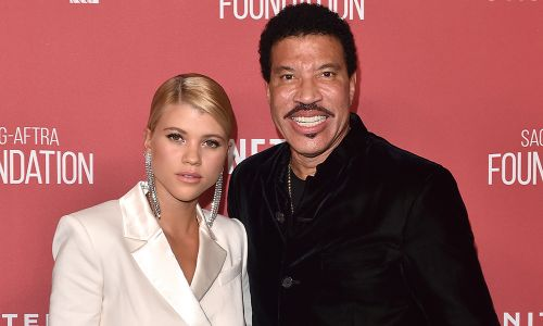 Lionel Richie Speaks out About Daughter Sofia and Scott Disick's Relationship