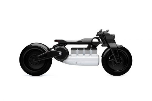 Curtiss Motorcycles Revives a Century-Old Motorcycle Design
