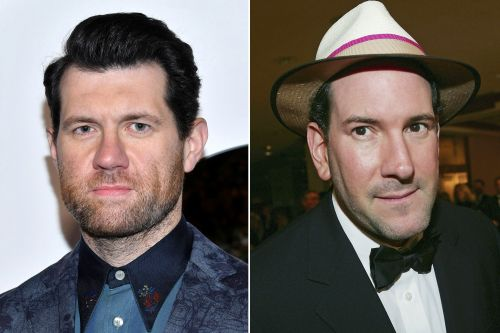 Billy Eichner will play Matt Drudge in upcoming 'American Crime Story: Impeachment'