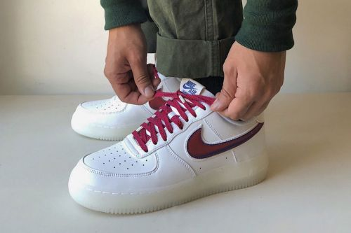 "Nike Celebrates Dominican Culture with Special Air Force 1 ""De Lo Mío"""
