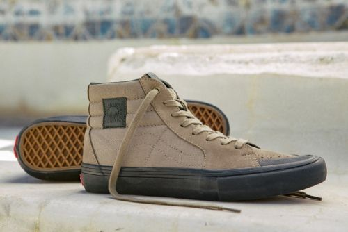 """Vans BMX & Dakota Roche Debut the Outdoors-Inspired """"For The Search"""" Collection"""
