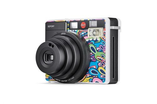 "Leica Announces ""LimoLand by Jean Pigozzi"" Sofort Camera"