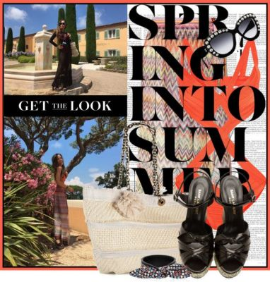 My Look: Spring Into Summer
