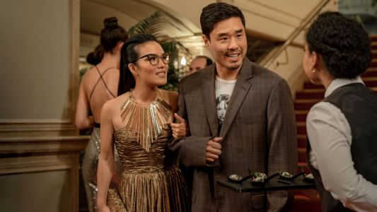 Ali Wong Wears The Row, Isabel Marant and Michael Kors in 'Always Be My Maybe' on Netflix