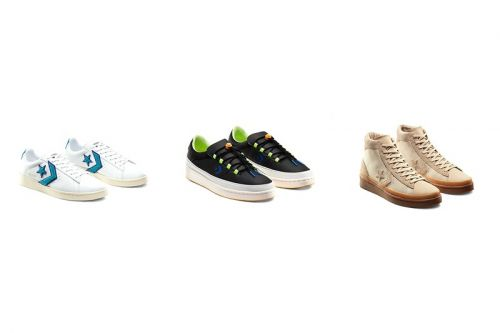 """Converse Revisits the '80s, '90s & '90s in Pro Leather """"Through the Decades"""" Pack"""