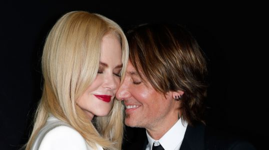 Nicole Kidman and Keith Urban Cozy Up During Paris Fashion Week - See the PDA-Packed Pics!