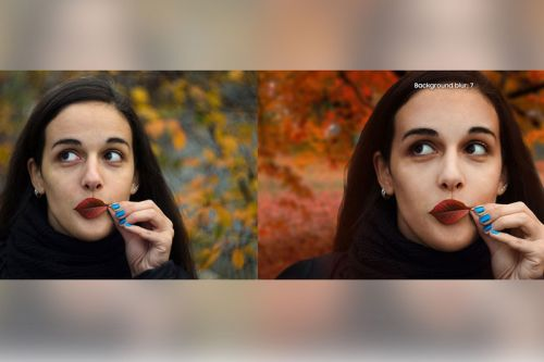 "Samsung Exposed for Using Stock Photo to Fake ""Portrait Mode"" Feature"