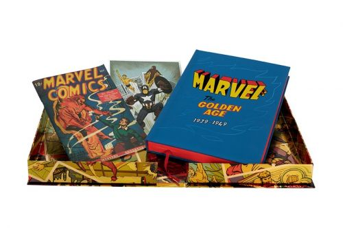 'Marvel: The Golden Age 1939-1949' Celebrates Marvel's 80th Anniversary, Includes First Comic Ever Produced
