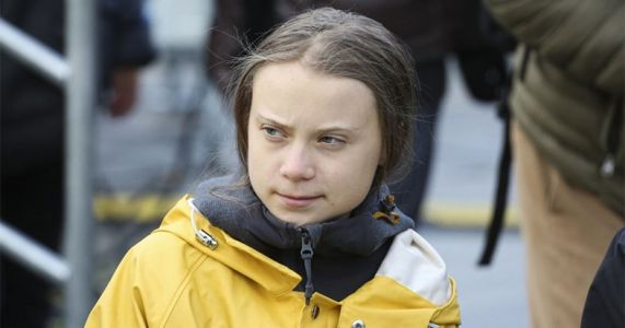 Watch the first UK trailer for the upcoming Greta Thunberg documentary