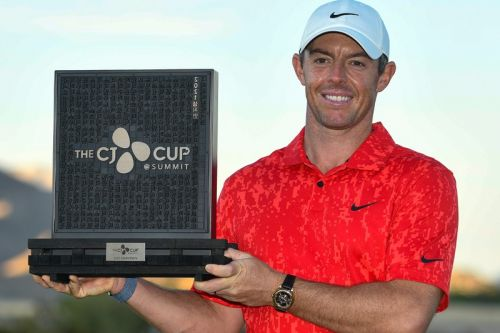 Rory McIlroy Earns 20th PGA Title With CJ Cup Win