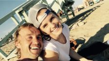 "Emma Watson and Tom Felton Held a ""Harry Potter"" Reunion"