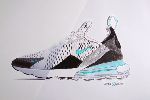 Nike Announces Air Max 270-Inspired Art Galleries