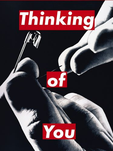 The power of Barbara Kruger's art, in her own words