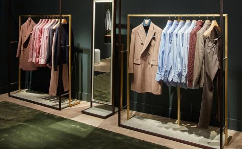 LVMH-owned Pink Shirtmaker to focus on traditions of shirts