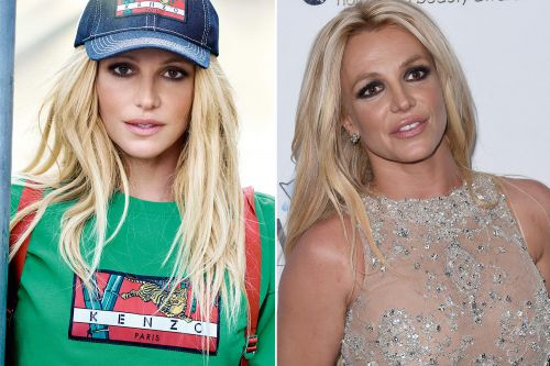Britney Spears is hardly recognizable in new photoshoot
