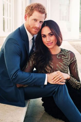 Every Adorable Photo Of Meghan Markle and Prince HarryIn the