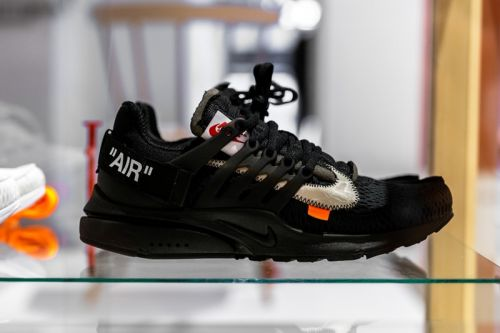 Virgil Abloh's Next Nike Air Presto Drop Gets a Release Date