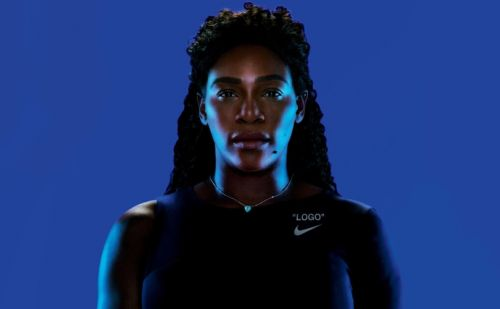 Virgil Abloh designs Nike collection for Serena Williams