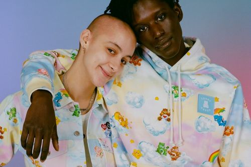 Teddy Fresh and Care Bears Release Nostalgic Clothing Collection