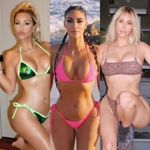 Smokin'! Kim Kardashian's Best Bikini Moments Will Make You Forget She's 40
