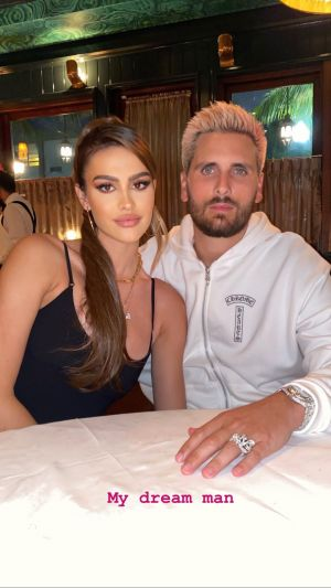 Amelia Gray Hamlin Shares Steamy Photos With 'Dream Man' Scott Disick