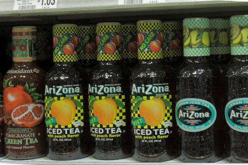 AriZona Iced Tea is Getting Into the Cannabis Business With THC-Infused Products