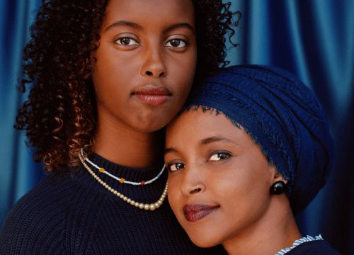 Must Read: Rep. Ilhan Omar and Daughter Isra Hirsi Cover 'Teen Vogue', Tapestry Inc. Names CEO