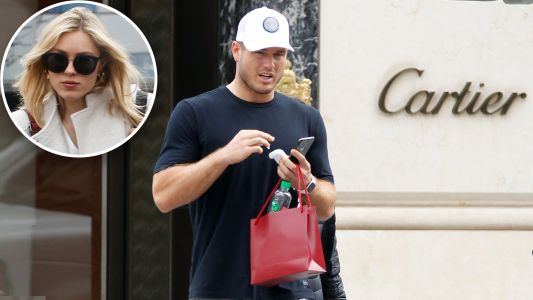 Colton Underwood Sparks Engagement Rumors By Shopping at Cartier Jewelers in Los Angeles