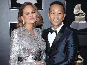 Chrissy Teigen And John Legend Tweet Baby No. 2 Has Arrived
