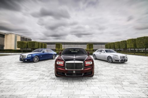 A First Look at the Exclusive Rolls-Royce Ghost Zenith