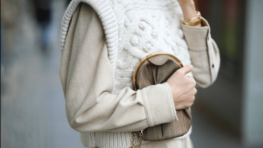 13 Cozy-Chic Knit Vests To Layer Over Everything