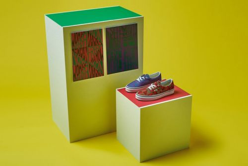 Vans and MoMA Celebrate Four Iconic Artists With Latest Collaboration