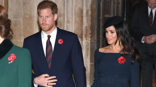 Meghan Markle Wore a Thing: Remembrance Day Edition