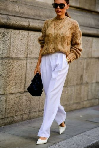 25 Winter Outfit Ideas You Can Wear To WorkBecause dressing for