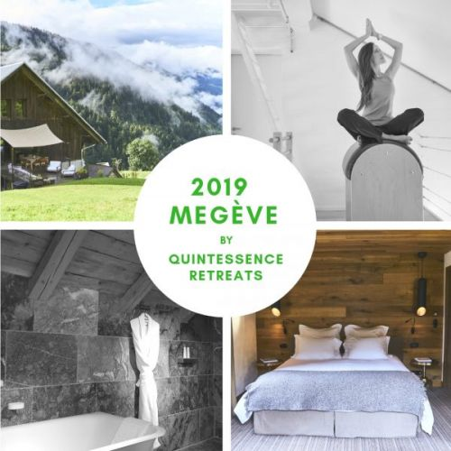 Megève 2019 by Quintessence Retreats