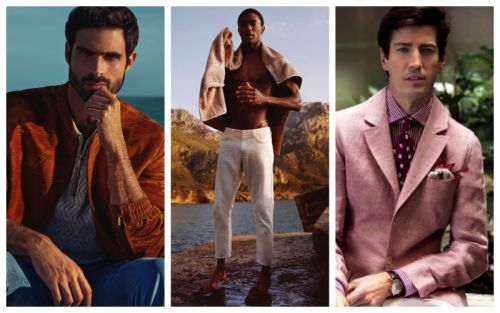 Week in Review: Juan Betancourt for ZILLI, Hamid + Mango, Oriol Elcacho + More