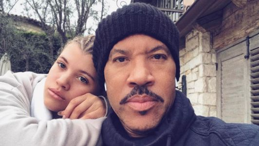 """Lionel Richie Calls Daughter Sofia's Relationship With Scott Disick """"Just a Phase"""""""