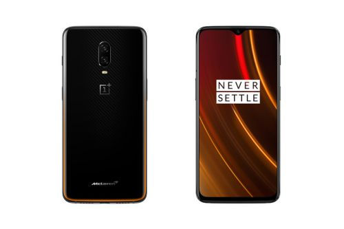 "OnePlus's 6T McLaren Edition Smartphone Is a ""Salute to Speed"""