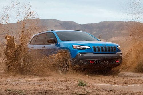 Cherokee Nation Chief Speaks Against Jeep Using Tribe's Name To Sell Cars