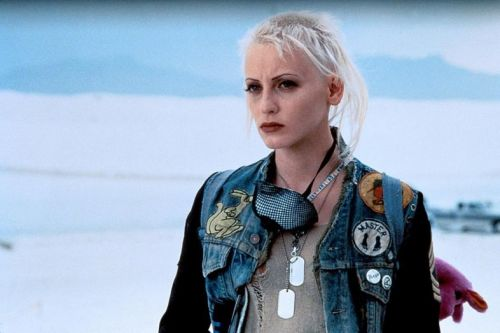A young Rick Owens created looks for cult movie Tank Girl