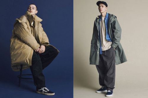 THE NORTH FACE PURPLE LABEL FW20 Delivers Slouchiest Styling to Date