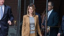 Lori Loughlin Pleads Not Guilty In College Admissions Bribery Scam