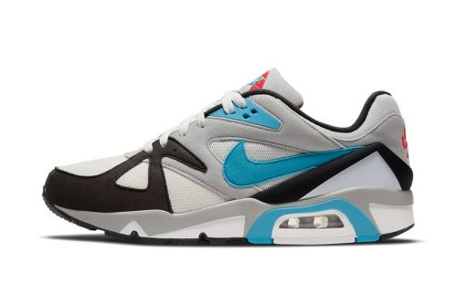 "Nike is Reissuing the Air Structure OG ""White/Neo Teal"""